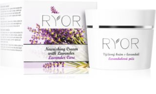 RYOR Lavender Care crema nutriente viso