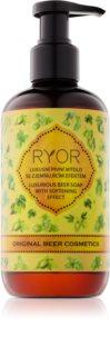 RYOR Original Beer Cosmetics savon liquide à la bière