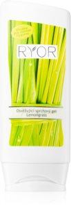 RYOR Lemongrass Освежающий гель для душа