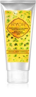 RYOR Original Beer Cosmetics пивной крем для лица с гиалуроновой кислотой