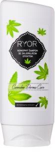 RYOR Hair Care shampoo alla canapa effetto rilassante