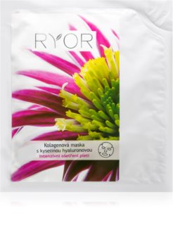 RYOR Intensive Care kolagenová maska s kyselinou hyalurónovou