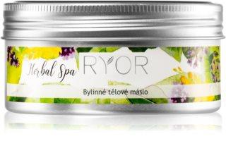 RYOR Herbal Spa manteiga corporal de hidratação profunda
