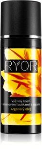 RYOR Argan Oil Creme nutritivo com células estaminais de argão