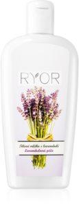 RYOR Lavender Care leite corporal