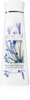 RYOR Cleansing And Tonization leite de limpeza Arnika para pele seca e sensível