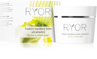 RYOR Dry And Sensitive creme tradicional de amêndoas ultraoleoso