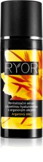 RYOR Argan Oil revitalisierendes Serum mit Hyaluronsäure