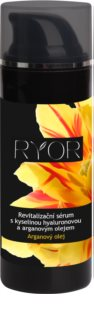 RYOR Argan Oil Revitalizing Serum with Hyaluronic Acid