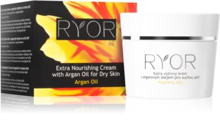 RYOR Argan Oil ekstra hranilna krema za suho kožo