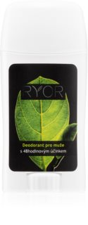 RYOR Deo déodorant solide pour homme