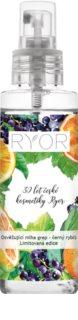 RYOR Grapefruit & Black Currant osvěžující mlha s kyselinou hyaluronovou