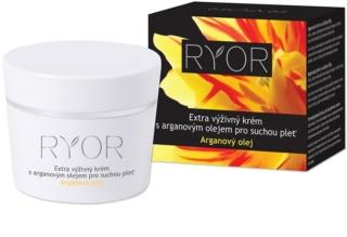 RYOR Argan Oil creme extra nutritivo  para pele seca