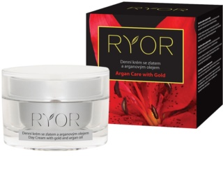 RYOR Argan Care with Gold Day Cream With Gold And Argan Oil