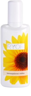 RYOR Face & Body Care Self-Tanning Body Lotion