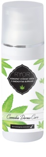 RYOR Cannabis Derma Care Närande hampakräm med stamceller