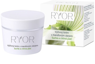 RYOR Dry And Sensitive crema nutriente con olio di mandorle
