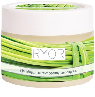 RYOR Lemongrass Softening Sugar Scrub for Body
