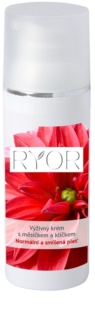 RYOR Normal to Combination crema nutritiva con germen de cereales de caléndula
