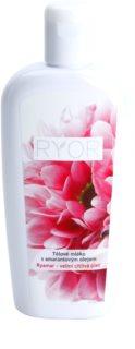 RYOR Ryamar telové mlieko s amarantovým olejom