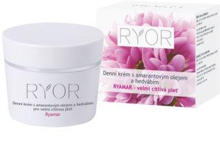 RYOR Ryamar Day Cream With Amaranth Oil And Silk