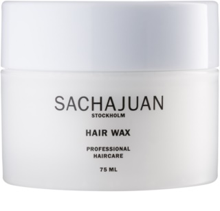 Sachajuan Styling and Finish cire sculptante pour cheveux