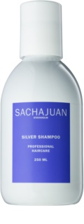 Sachajuan Cleanse and Care Silver shampoo anti-giallo