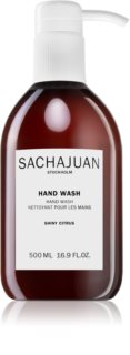 Sachajuan Shiny Citrus tekući sapun za ruke