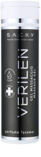 S.A.C.K.Y. Tasawur perfumed massage gel for legs Unisex