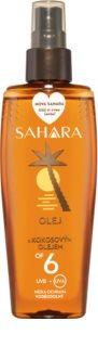 Sahara Sun Öl-Spray für Bräunung SPF 6