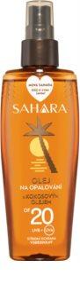 Sahara Sun aceite solar en spray SPF 20
