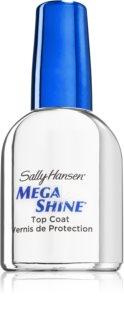Sally Hansen Mega Shine hitro sušeči lak za nohte z visokim sijajem