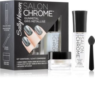 Sally Hansen Salon Chrome Sminkset (För kvinnor)