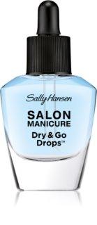 Sally Hansen Complete Salon Manicure Dry & Go Drops gocce per accelerare l'asciugatura dello smalto