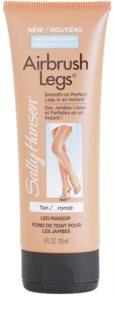 Sally Hansen Airbrush Legs crema con color para pies