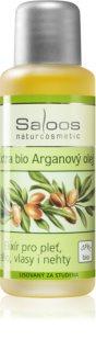 Saloos Oils Bio Cold Pressed Oils Bio Argan Oil With Rejuvenating Effect