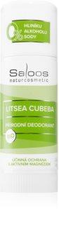 Saloos Litsea Cubeba tuhý deodorant