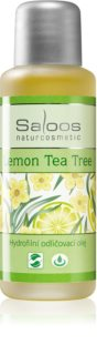 Saloos Make-up Removal Oil huile démaquillante Lemon Tea Tree