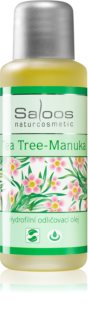 Saloos Make-up Removal Oil Sminkborttagningsolja med tea tree & manuka