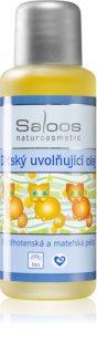 Saloos Pregnancy and Maternal Oil relaksujący olejek dla dzieci