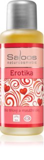 Saloos Bio Body and Massage Oils Körper- und Massageöl Erotik