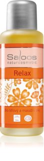 Saloos Bio Body and Massage Oils ulei de corp pentru masaj Relax