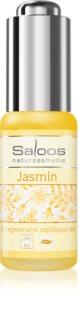 Saloos Bio Regenerative Bio Gesichtsöl zur Regeneration Jasmin