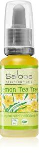Saloos Bio Regenerative Regenererande organisk olja från teträd för ansiktet