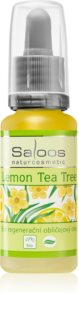 Saloos Bio Regenerative huile régénérante bio visage Lemon Tea Tree