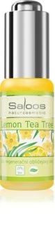 Saloos Bio Regenerative биовосстанавливающее масло для лица «Лимонное чайное дерево»