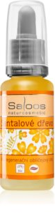 Saloos Bio Regenerative био регенериращо масло за лице Сандалово дърво