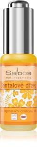 Saloos Bio Regenerative Bio Gesichtsöl zur Regeneration Sandelholz