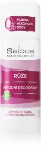 Saloos Bio Deodorant Rose trdi dezodorant