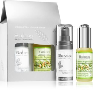Saloos Argan & Hyaluronové sérum Gift Set for Women